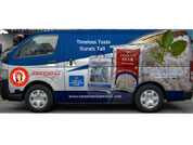 Van design for Sayeed Muhammad and Sons Traders product