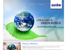 Corporate website design for Ausko Pte Ltd