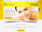 E-commerce website for Beauty & U Singapore