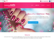 E-commerce website for Fantabulous Nails