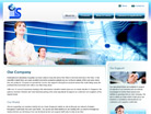 Corporate website design for International Laboratory Supplies Pte Ltd