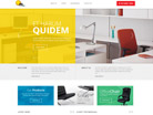 Corporate website design for offitek Pte Ltd