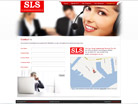 Corporate website design for Sin Lian Seng Engineering Services Pte Ltd